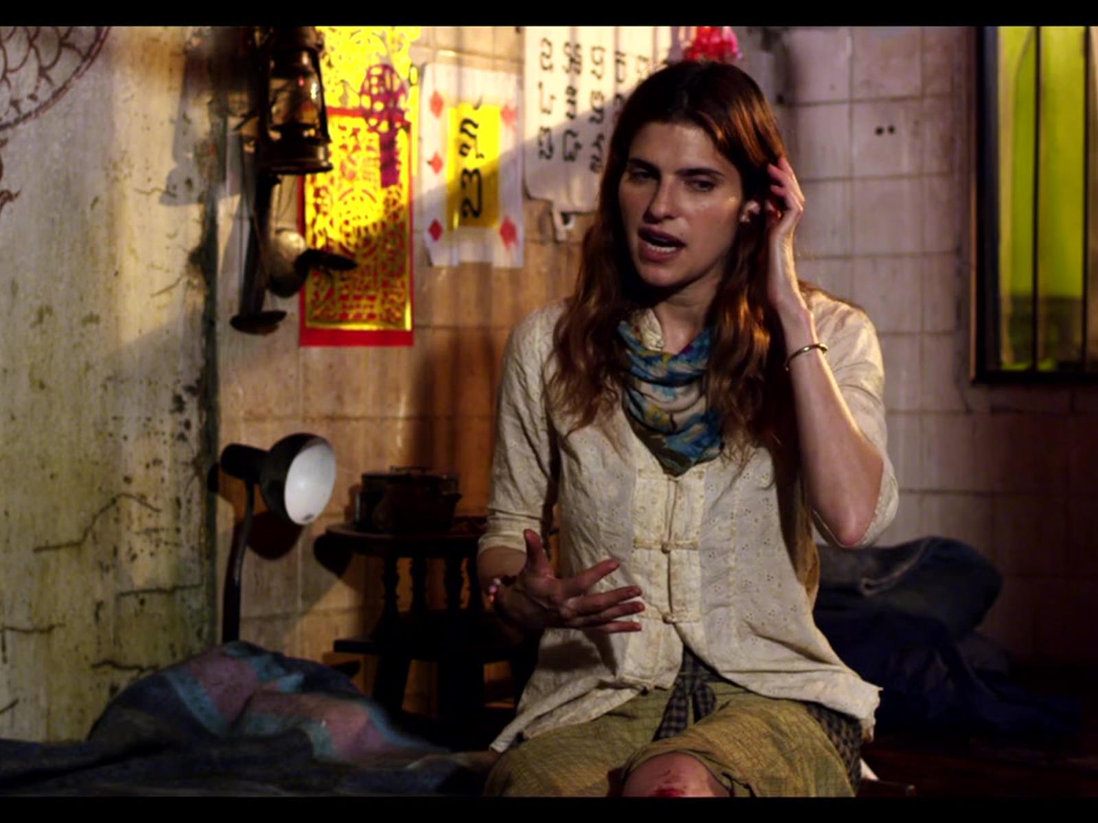 No Escape No Escape Lake Bell On Her Character Fandango